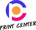 print center logo